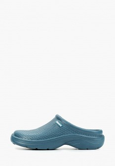 Мужские синие осенние сандалии