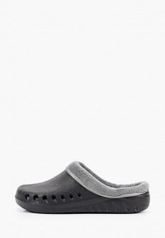 Мужские серые осенние сандалии
