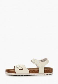 Женские белые сандалии Beppi