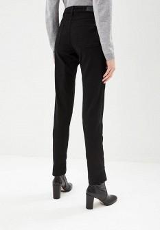 Женские черные джинсы regular slim