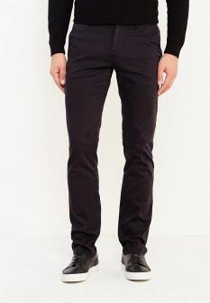 Мужские черные брюки Boss Hugo Boss