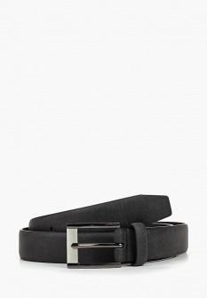 Мужской черный ремень Burton Menswear London