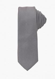 Мужской серый галстук Burton Menswear London