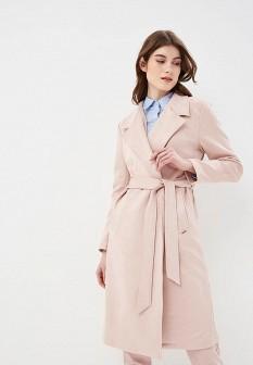 Женский розовый осенний летний плащ
