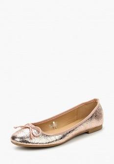 Женские кожаные балетки