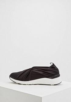 c5a81d39 Женские черные итальянские кроссовки. Casadei Женские черные итальянские  кроссовки