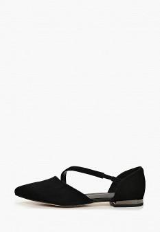 Женские черные туфли Covani