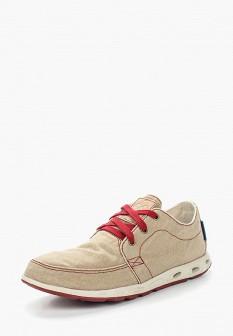 Мужские бежевые ботинки Columbia