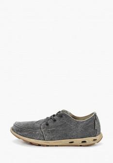 Мужские серые ботинки Columbia