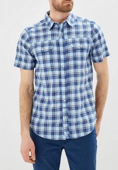 Мужская синяя рубашка Columbia