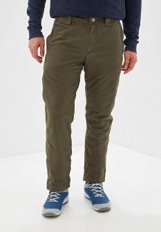 Мужские осенние утепленные брюки