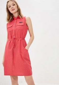 Розовое платье Columbia