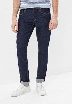 Мужские синие джинсы Daniel Hechter