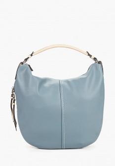 Женская голубая сумка David Jones