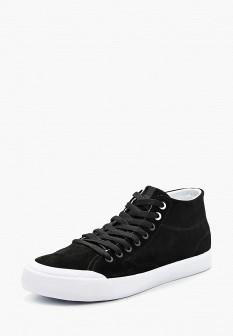 Мужские черные осенние кеды DC Shoes