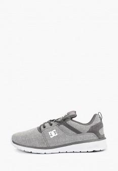 Мужские серые кроссовки DC Shoes