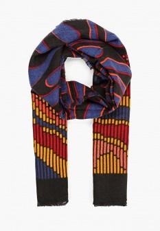 Женский осенний шарф