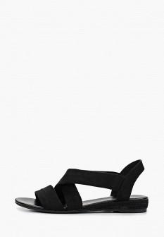 Женские черные сандалии