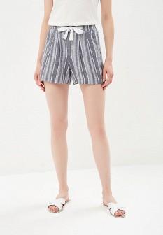 Женские серые осенние шорты