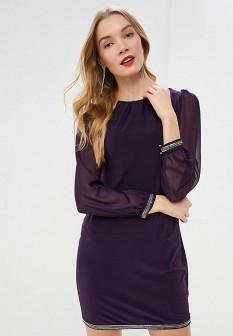 Фиолетовое платье Dorothy Perkins