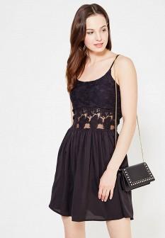 Черное платье emoi