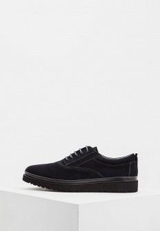 Мужские синие осенние туфли Emporio Armani