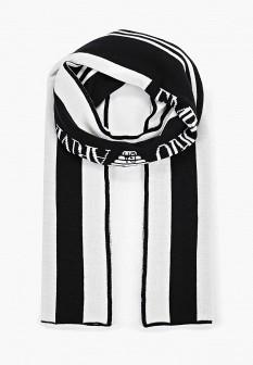 Женский черный итальянский осенний шарф