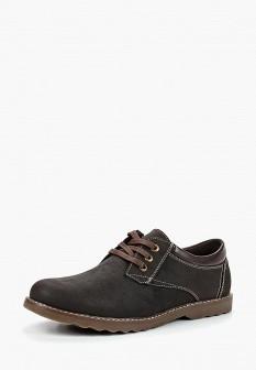 Мужские коричневые осенние туфли
