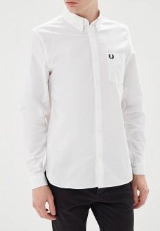 Мужская белая рубашка Fred Perry