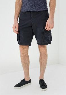 Мужские черные шорты GAP