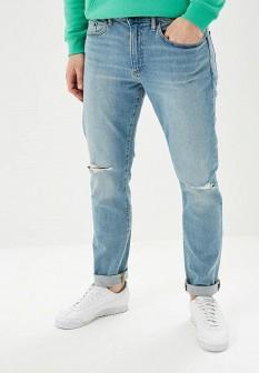 Мужские голубые джинсы GAP