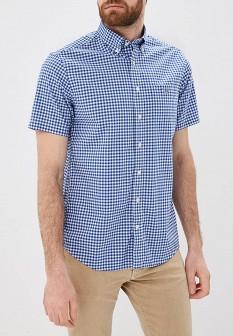 Мужская синяя рубашка GANT