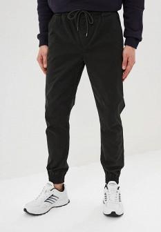 Мужские зеленые осенние брюки