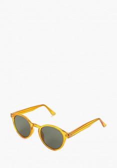 Мужские оранжевые солнцезащитные очки