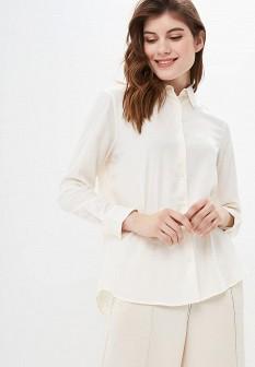 Белая осенняя блузка Iwie