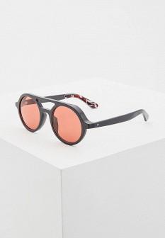 Мужские серые итальянские солнцезащитные очки