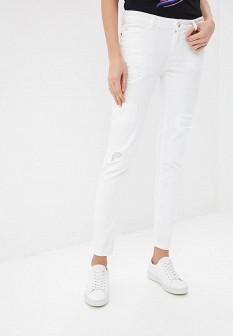 Женские белые джинсы Just Cavalli