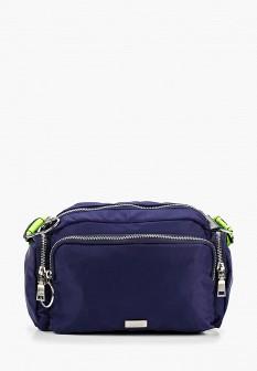 Женская синяя сумка KEDDO