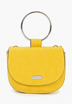 Женская желтая сумка KEDDO