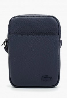 Мужская синяя сумка Lacoste