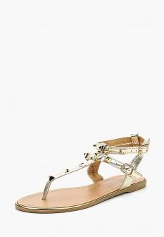 Женские кожаные сандалии La Bottine Souriante