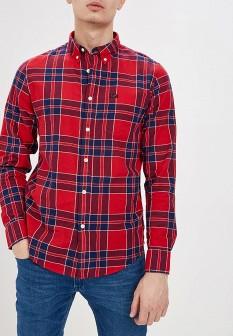 Мужская красная рубашка LEE
