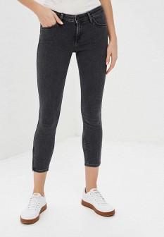 Женские черные джинсы LEE
