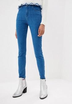 Женские голубые джинсы LEE