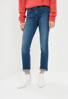Женские синие джинсы LEE