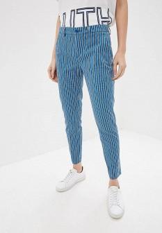 Женские голубые брюки Liu Jo