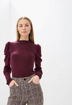 Женский фиолетовый джемпер