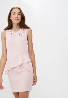 Розовая осенняя блузка Love Republic