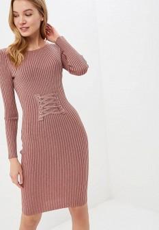 Розовое платье Love Republic