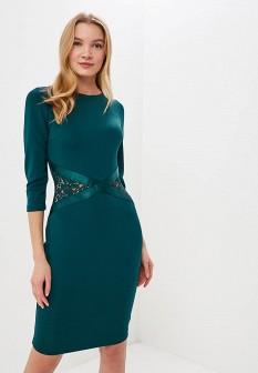 Зеленое платье Love Republic